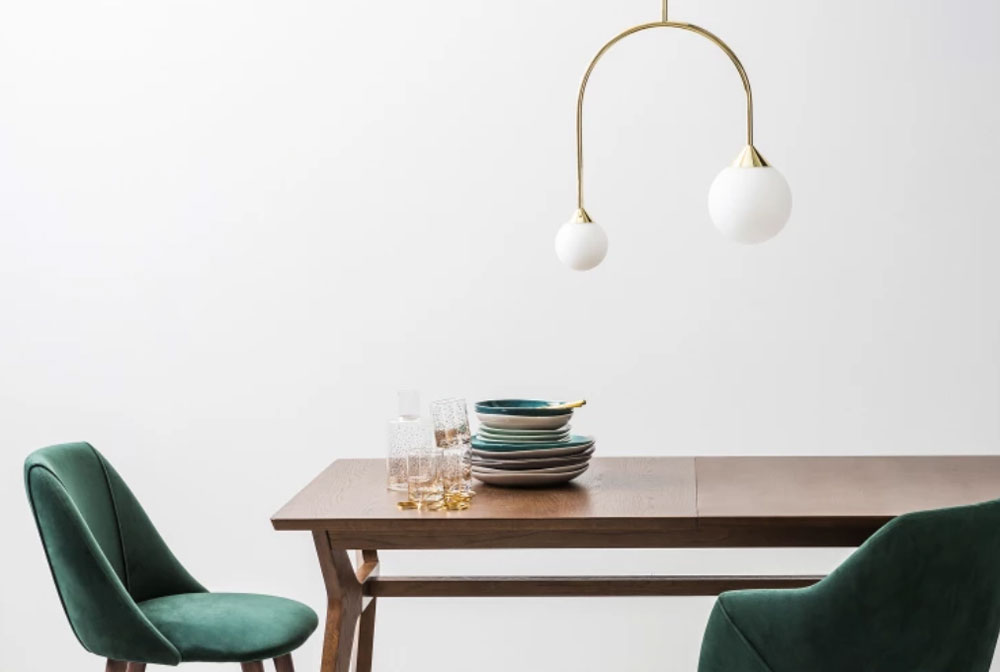 9 Of The Best Gold Pendant Lights To Buy Now