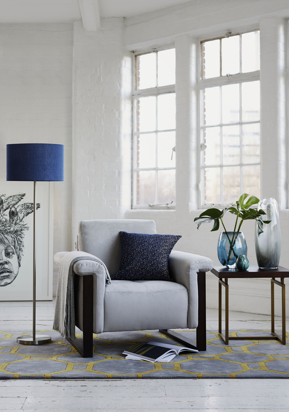 Today I'm introducing the brand new exclusive Nicoletti Home collection for Furniture Village, which captures everything I love about Modern Italian interior design. Discover more here.