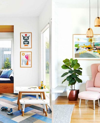 Today I'm taking you on a tour of an amazing 30s Californian bungalow interior design, as well as showing you how to create the look yourself with a little help from home & furniture specialist Wayfair.
