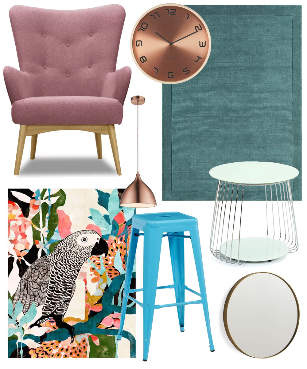 Today I'm taking you on a tour of an amazing 30s Californian interior design, as well as showing you how to create the look yourself with a little help from home & furniture specialist Wayfair.