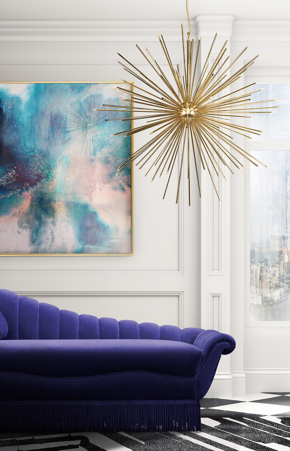 Lighting can change the whole feel of a room, whether that be a rental or your forever home. Here are 5 interior lighting trends set to dominate 2018.