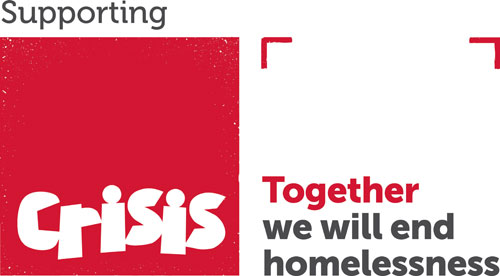 Apartment Number 4 partners with UK homeless charity, Crisis, to donate 50% of every purchase of my Online Interior Design Service.
