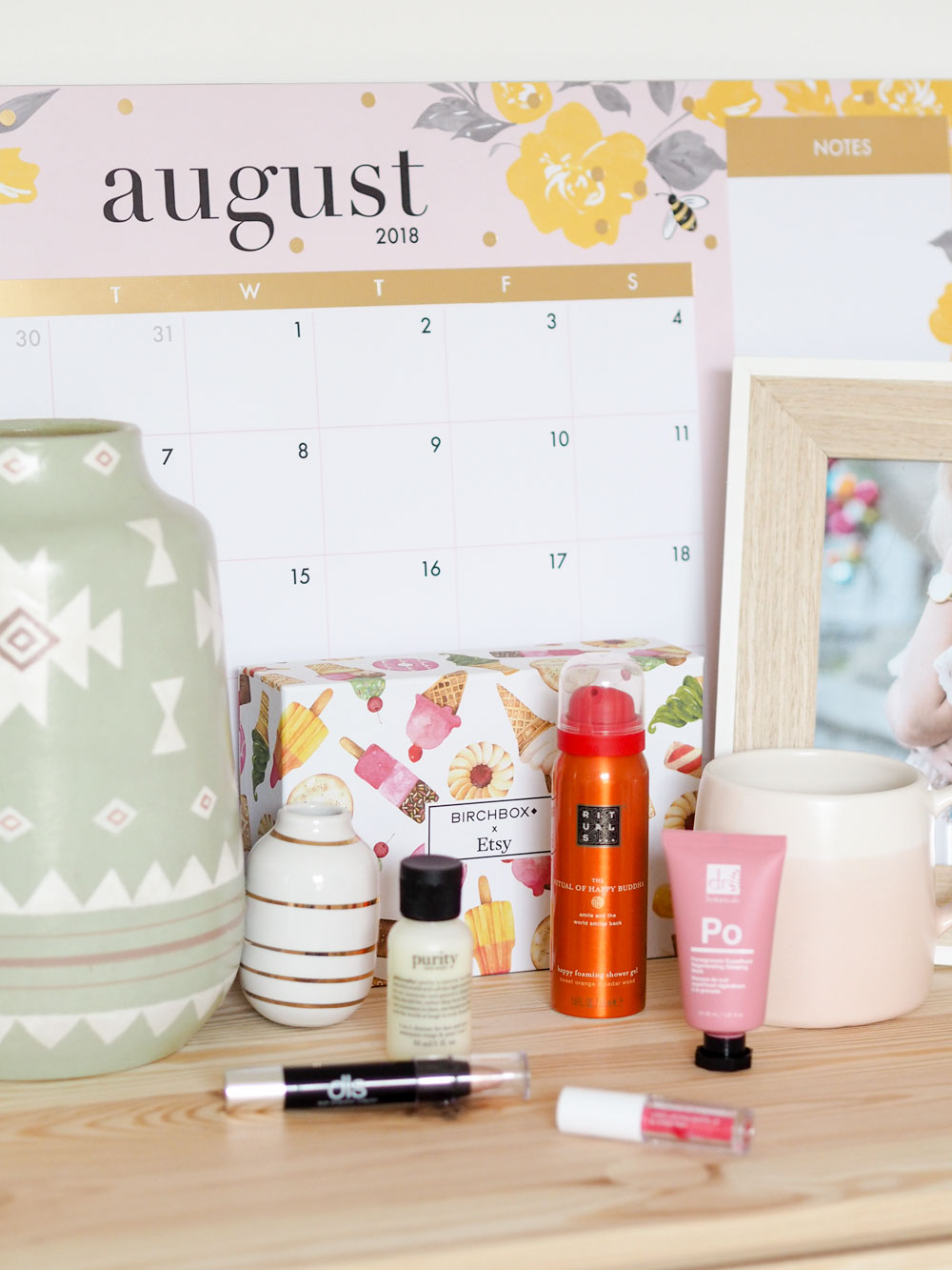 Birchbox collaborates with Etsy for its August subscription beauty box, highlighting the talents of 10 Etsy sellers with varying box designs.