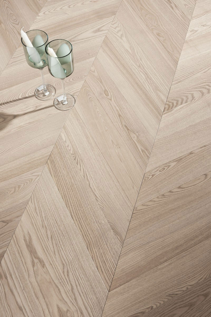 My future kitchen renovation ideas are over on the blog, including grey ash chevron laminate flooring.