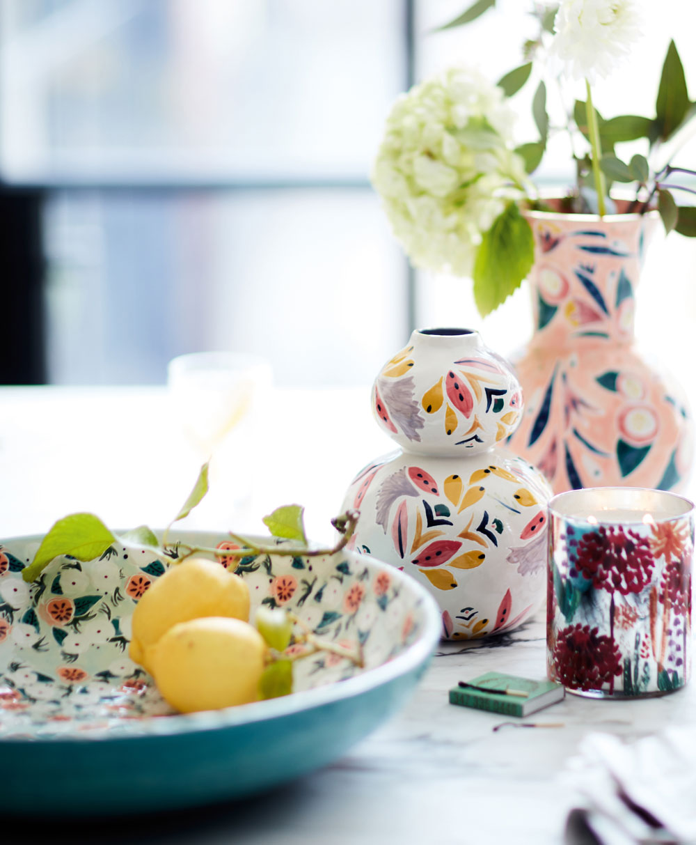 Today I'm sharing what you can expect from the Anthropologie AW18 collection, entitled Portrait of a Home. Come discover my favourite pieces.