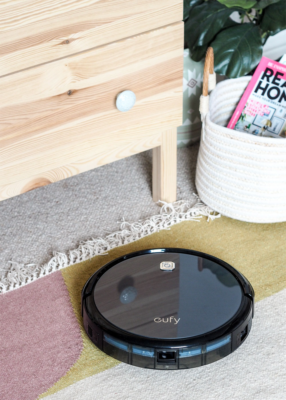 Today I'm giving my honest review of the Eufy Robovac 11 vacuum, sharing if this robot vacuum really is worth all the hype.