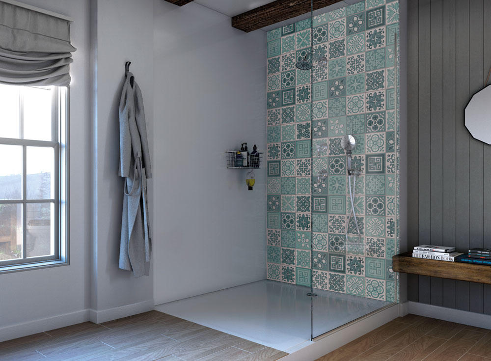 Quick Easy Alternative To Tiling Your