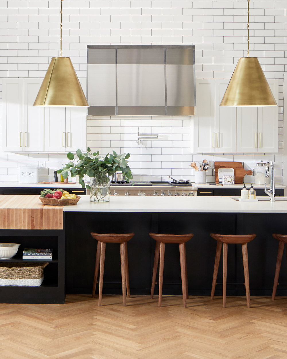 The Trendiest Kitchen Colors For 2019 Are Definitely Not: Five Kitchen Trends Of 2019