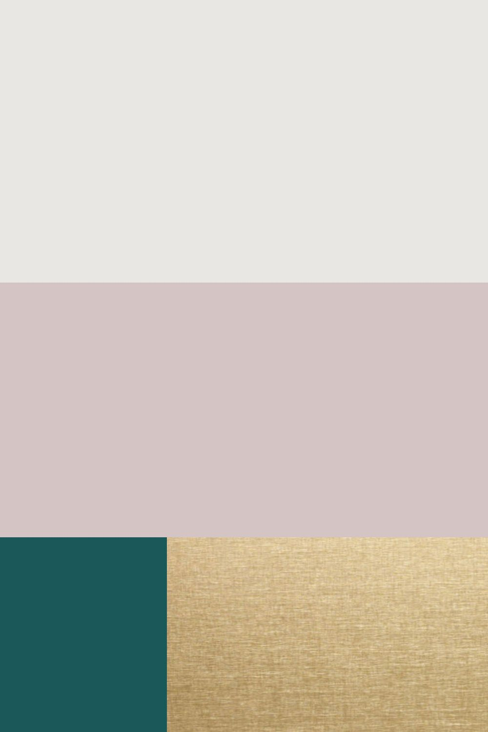colour palette from affordable interior e-design service