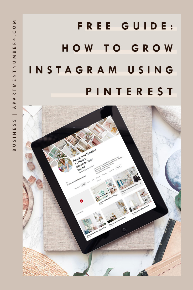 How To Use Pinterest To Grow Your Instagram Following