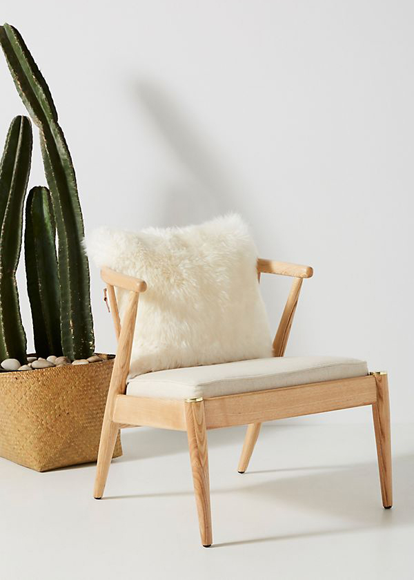 Chair from Anthropologie