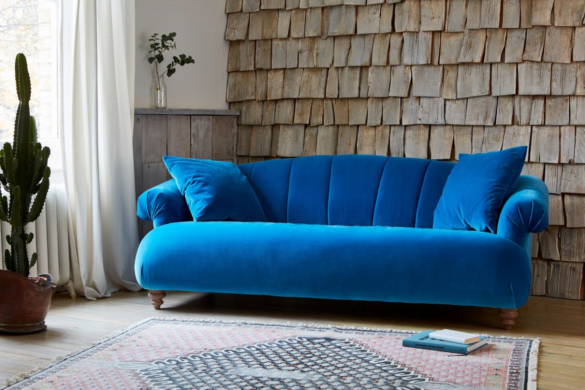 Your essential guide to buying a sofa for your new home in partnership with Darlings of Chelsea
