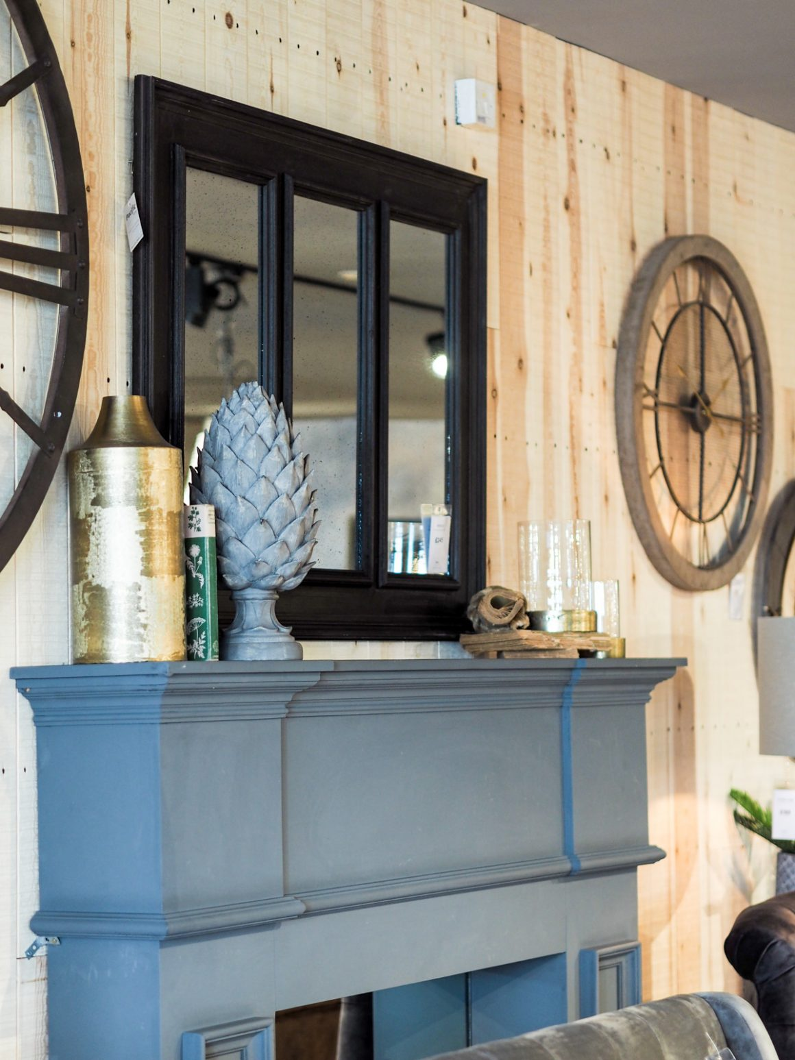 Styling your fireplace with Barker and Stonehouse in Leeds