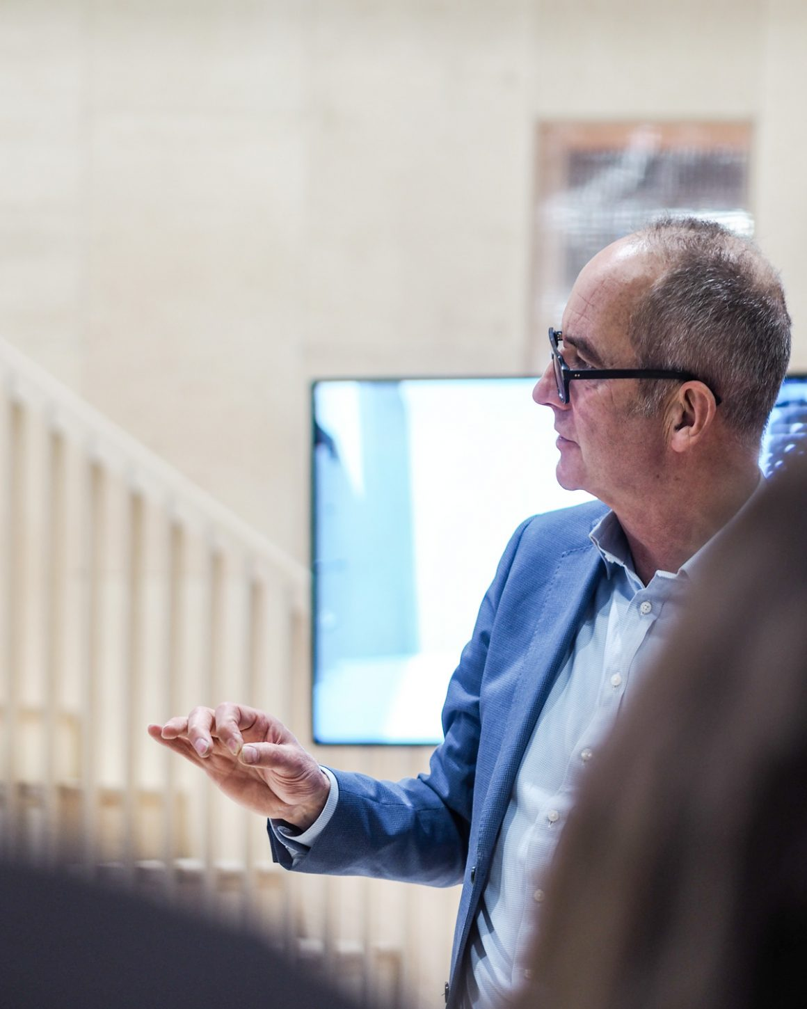 sustainability and self-build homes at Grand Designs Live