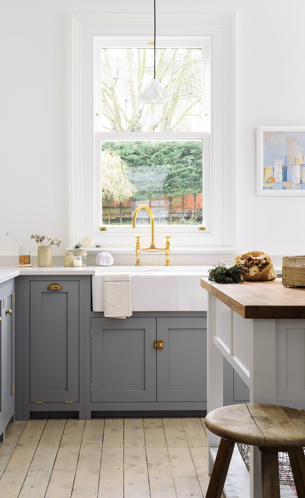 How To Achieve A Modern Country Kitchen | Apartment Number 4 on Modern Kitchens  id=97698