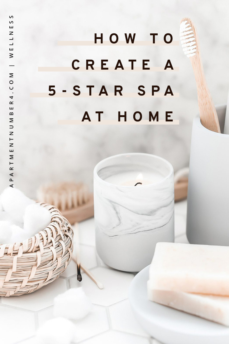 Tips to have a spa experience at home
