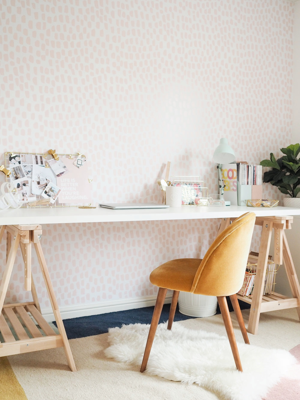 Manifest your dream clients by making small but powerful changes to your home office decoration and layout.