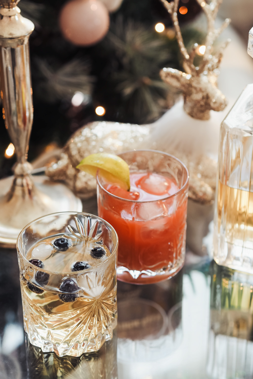Easy mocktail recipes for New Year's Eve